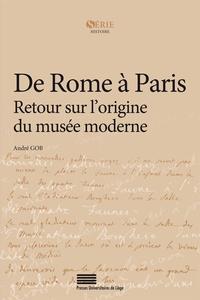 Deedr.fr De Rome à Paris - Retour sur l'origine du musée moderne Image