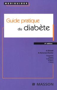 André Grimaldi et Agnès Hartemann-Heurtier - Guide pratique du diabète.