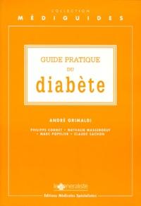 André Grimaldi - Guide pratique du diabète.