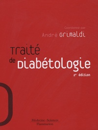 André Grimaldi - Traité de diabétologie.