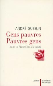 André Gueslin - .