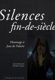 André Guyaux - Silences fin-de-siècle - Hommage à Jean de Palacio.