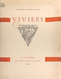 André Hallays et Jos Jullien - Viviers.