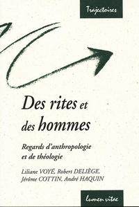 André Haquin et Liliane Voyé - .