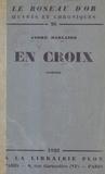 André Harlaire - En croix.