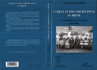 André Heràclio do Rêgo - Famille et pouvoir régional au Brésil : le coronelismo dans le Nordeste : 1850-2000.