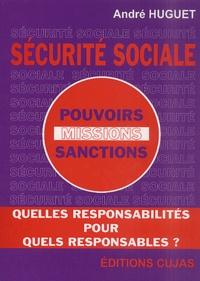 Feriasdhiver.fr Sécurité sociale - Pouvoirs, Missions, Sanctions Image