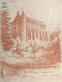André Hurtret - Château-Landon.