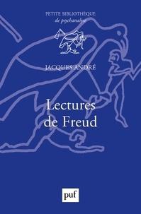 André Jacques - Lectures de Freud.
