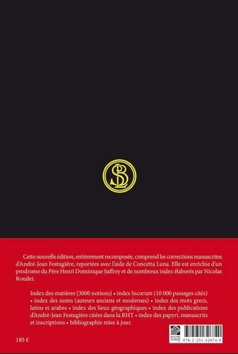 La révélation d'Hermès trimegiste  édition revue et augmentée
