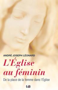 Feriasdhiver.fr L'Eglise au féminin - De la place de la femme dans l'Eglise Image