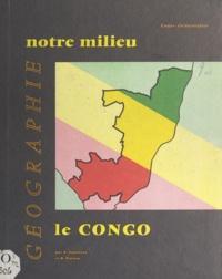 André Journaux et René Parisse - Géographie - À l'usage des cours élémentaires du Congo Brazzaville.