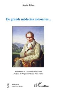Openwetlab.it De grands medecins meconnus... Image