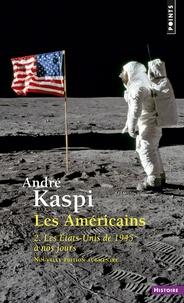 Les Américains - André Kaspi - Format PDF - 9782757843444 - 7,99 €