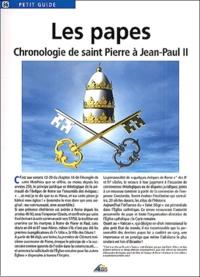 Les papes - Chronologie de saint Pierre à Jean-Paul II.pdf