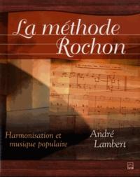 Accentsonline.fr La méthode Rochon - Harmonisation et musique populaire Image