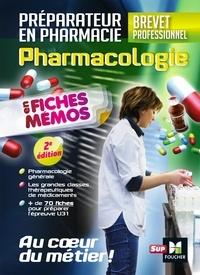 André Le Texier - Pharmacologie - BP préparateur en Pharmacie.