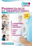 André Le Texier et Pierre Jacquot - Pharmacologie et thérapeutiques UE 2.11, semestre 1.