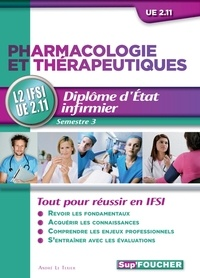 Pharmacologie et thérapeutiques - UE 2.11 - Semestre 3.pdf