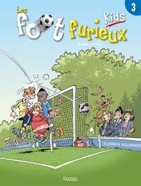 André Lebrun et  Gürsel - Les foot furieux kids Tome 3 : .