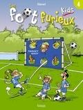 André Lebrun et  Gürsel - Les foot furieux kids Tome 4 : .