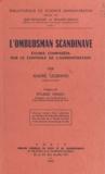 André Legrand et Roland Drago - L'ombudsman scandinave - Études comparées sur le contrôle de l'administration.