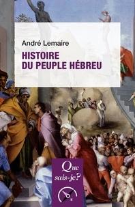 André Lemaire - Histoire du peuple hébreu.