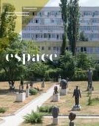 André-Louis Paré et Quentin Stevens - Espace. No. 112, Hiver 2016 - Monuments.
