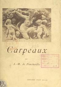 André Mabille de Poncheville et Pierre Marcel - Carpeaux.