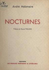 André Malamaire et Marcel Poujois - Nocturnes.