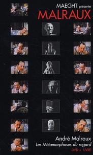 André Malraux - Les Métamorphoses du regard - Films, Entretiens, Exposition. 1 DVD