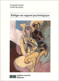 André Marchand et Georgette Goupil - .