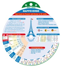 André Marie Baverel - Mappeverbe fast track to french verb forms in 90 verbs.