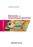 André Martinet - Eléments de linguistique générale.