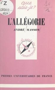 André Masson et Paul Angoulvent - L'allégorie.