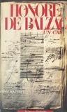 André Mauprat - Honoré de Balzac, un cas.