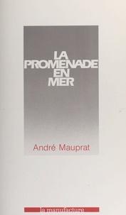 André Mauprat - La Promenade en mer.