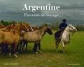 André Maurice - Argentine - Parcours de voyage.