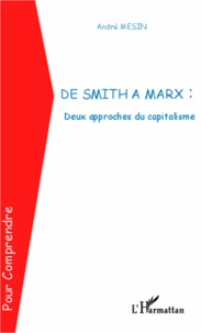 Histoiresdenlire.be De Smith à Marx : deux approches du capitalisme Image