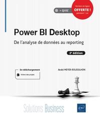 André Meyer-Roussilhon - Power BI Desktop - De l'analyse de données au reporting.
