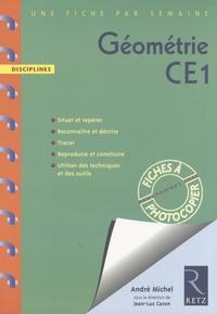 André Michel - Géométrie CE1.
