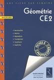 André Michel - Géométrie CE2 - Programmes 2008.