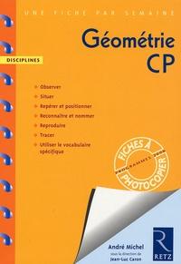 André Michel - Géométrie CP.