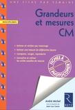 André Michel - Grandeurs et mesures CM - Programmes 2008.