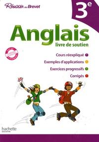 Anglais 3e- Livre de soutien - André Michoux |