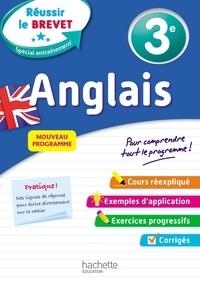 André Michoux - Anglais 3e.