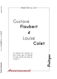 André Naftali Lévy - Gustave Flaubert et Louise Colet.