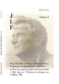 André Naftali Lévy - Journal illustré du français - Volume 2.