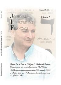 André Naftali Lévy - Journal illustré du français - Volume 3.