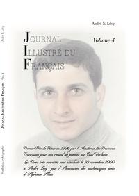 André Naftali Lévy - Journal illustré du français - Volume 4.